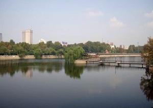龙泉河公园