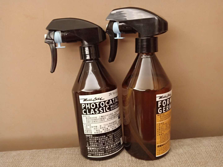 新装修的公寓家具油漆家具都是甲醛,用了这个产品成功去除甲醛