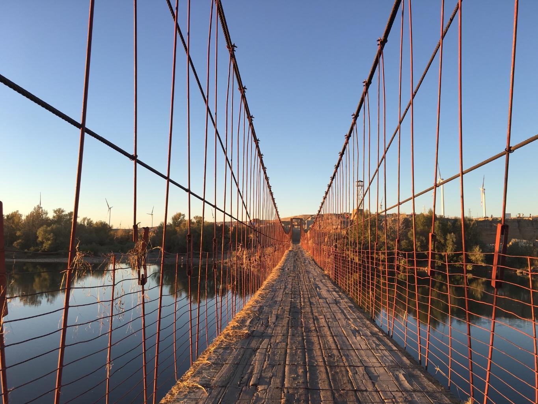 布尔津西大桥