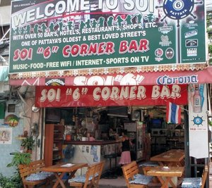 Soi6Corner Bar Pattaya