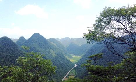 茂兰喀斯特自然保护区