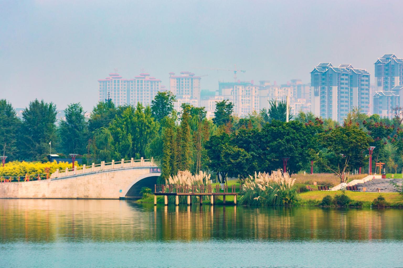 东坡湖公园
