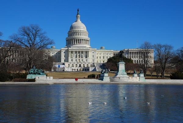 美国国会大厦