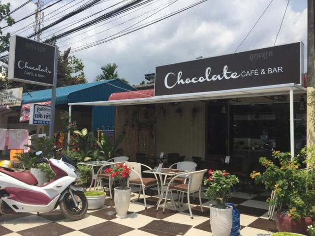 Chocolate Cafe&Bar