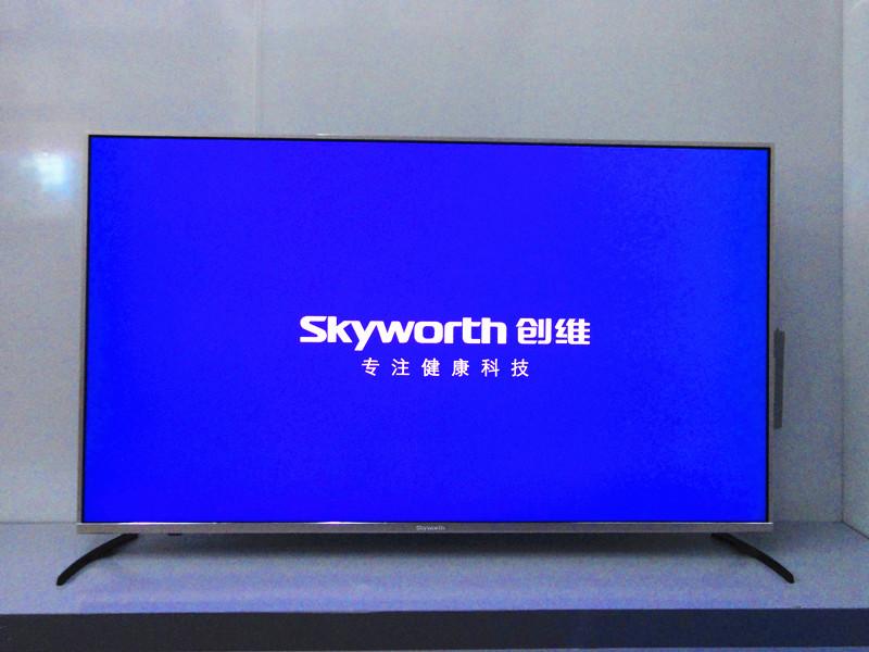"""5英寸电视机入手创维55H5和55V1哪个好?创维55V1怎么样,使用评测分享!"""""""