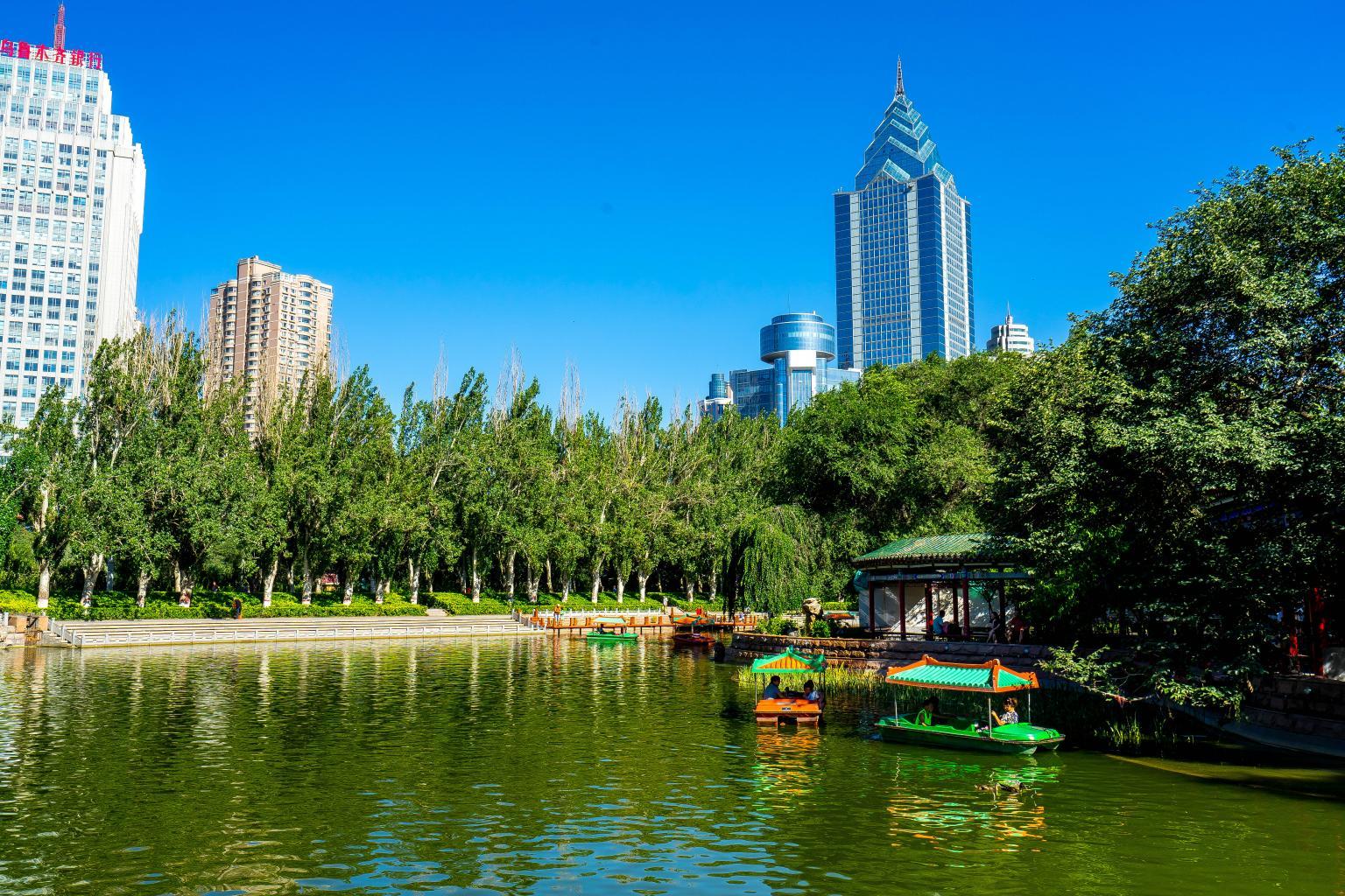 乌鲁木齐人民公园