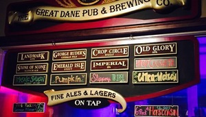The Great Dane Pub and Brewing Co.Wausau
