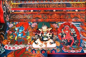 Traditional Thangka Paintings Gallery&Workshop