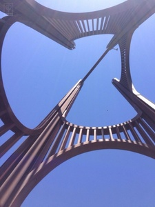Wind Harp Tower