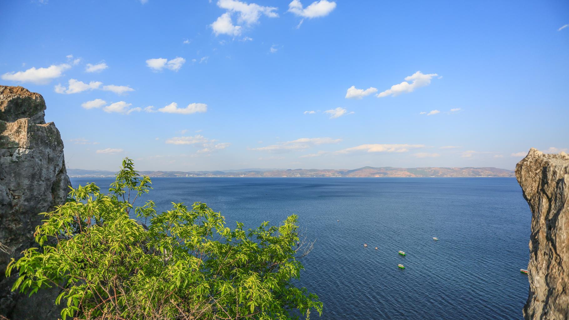 抚仙湖禄充风景区