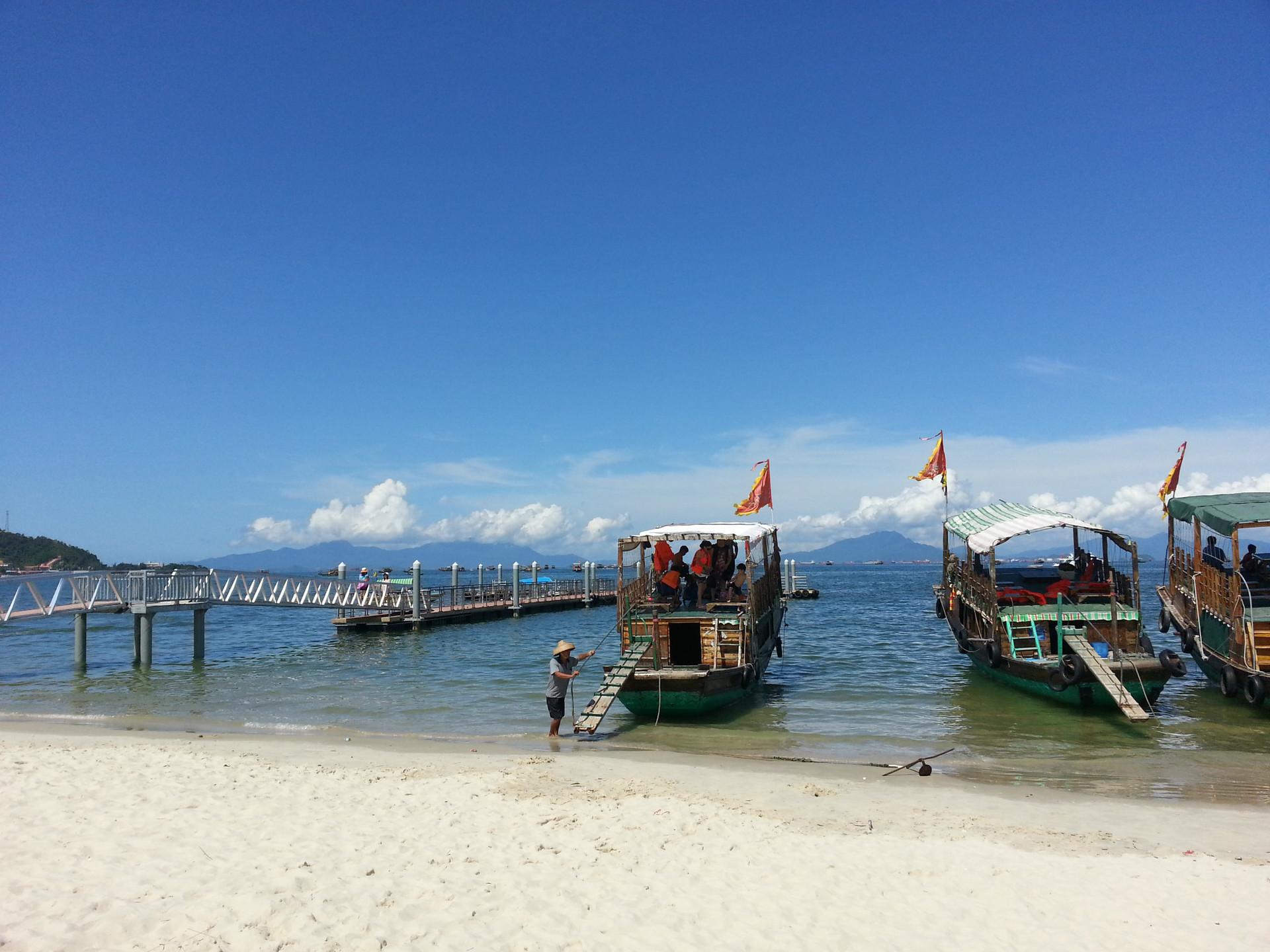 巽寮湾沙滩