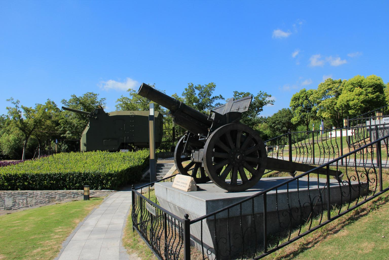 上海吴淞古炮台