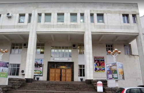 Nizhny Novgorod Chamber Opera and Musical Comedy Theater
