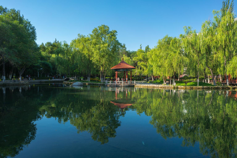 水磨沟公园