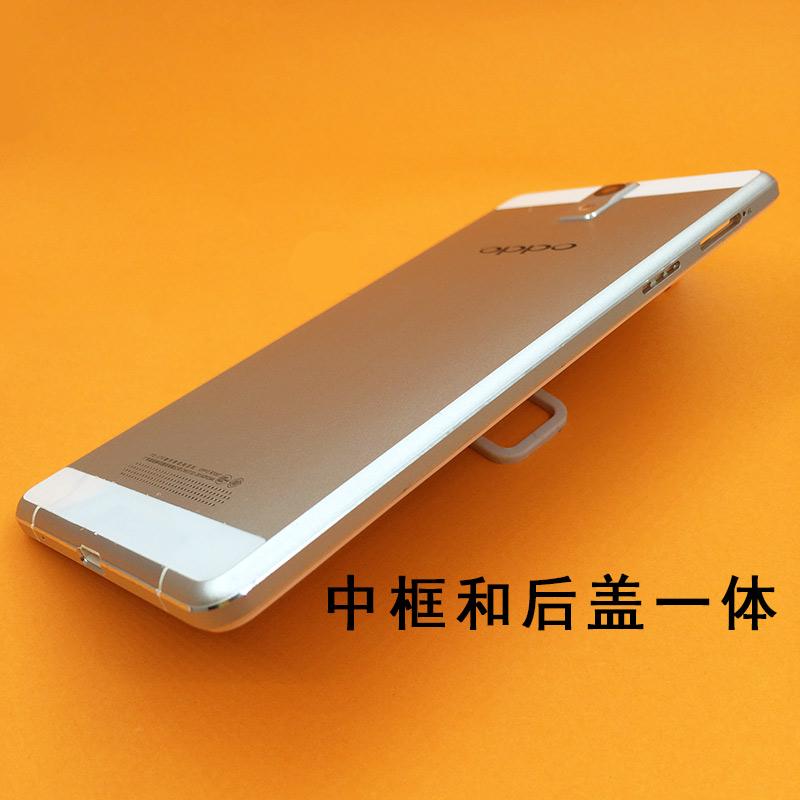 适用OPPO R7007 R7005 R3 电池后盖前中壳塑料边中框手机外壳按键