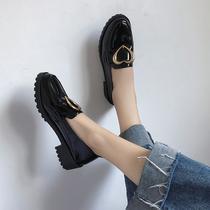 LP302CQ7秋款羊皮浅口高跟单鞋异型跟女鞋2017妙丽millies活动惠
