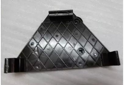 大众POLO波罗发动机电脑板支架劲取劲情电脑板支架 原装
