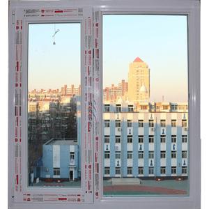 塑钢型材断桥铝封阳台 阳光房玻璃门窗 价格0测量海螺窗户