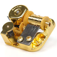 Japan sankyo music box music box movement can be used for Diy to send accessories
