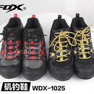 台湾威狐18新款矶钓鞋夏季透气防滑防水超轻登礁鞋钓鱼鞋海钓钉鞋
