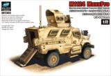 Spot Steel Sky T-MODEL GH72A03 1/72 US M1124MaxxPro Lightning Protection Vehicle