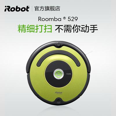 美国iRobot529扫地机器人智能家用全自动清洁吸尘器扫地机双十一