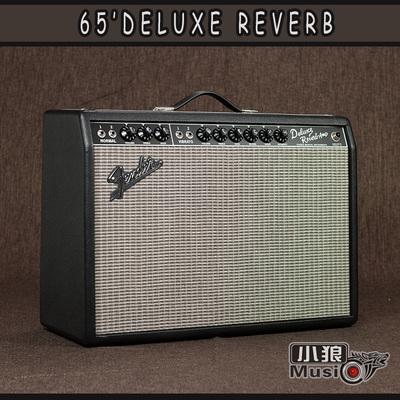 FENDER 芬达'65 DELUXE REVERB COMBO全电子管电吉他音箱一体箱品牌排行榜