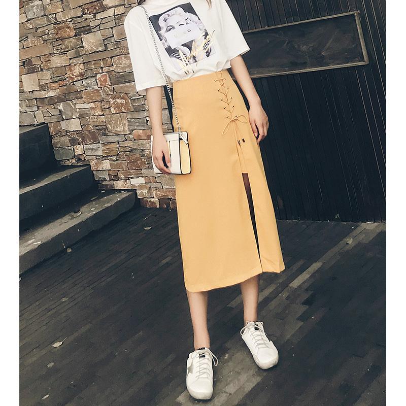 性感半身长裙
