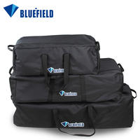 Large outdoor wild camping travel sleeping bag tent equipment bag storage bag humpback bag checked bag waterproof thick