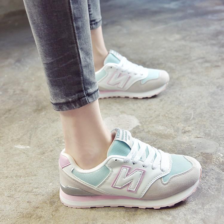 鞋子女韩版n
