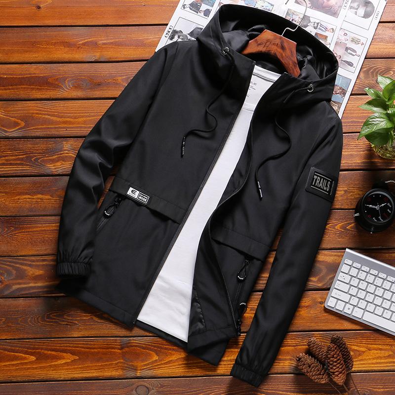 薄款韓版夾克