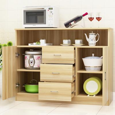 厨房木质收纳柜