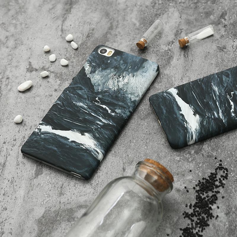 小米5手机壳文艺