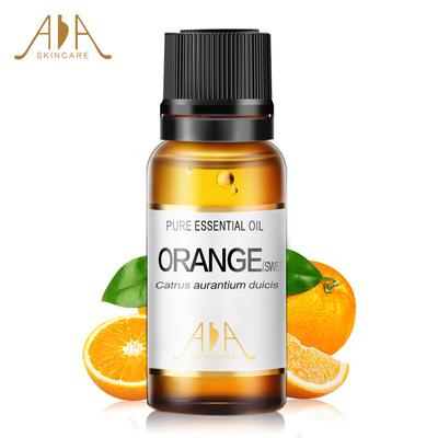 英国AA网 甜橙单方精油10ml 气味香甜 舒畅 可制作香水