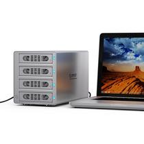 USB3.0英寸硬盘柜独立电源机械硬盘箱3.5盘位外置硬盘盒4世特力多
