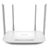 TP-LINK wireless router Home Wall-mounted high-speed wifi through the wall king TPLINK 5g Gigabit dual-band 100 megaport port dormitory Student bedroom WDR5620