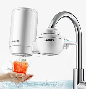 飞利浦净水器水龙头过滤器自来水家用厨房直饮净水滤芯前置净水机