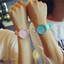 七夕情人节情侣手表一对男女学生韩版防水时尚潮流新款礼物石英表