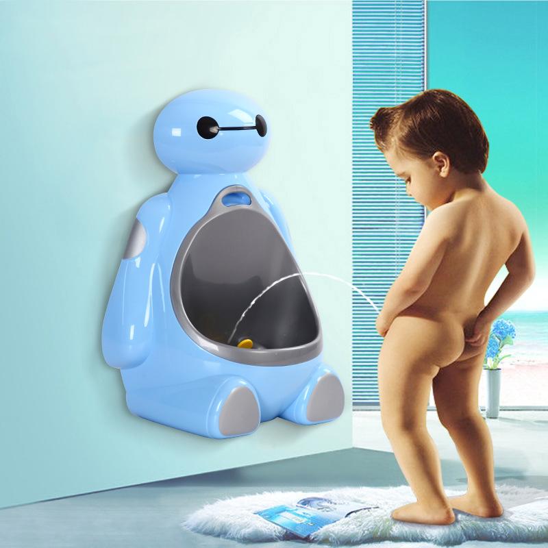 加大号儿童小便器男孩挂墙式小便池宝宝男童尿盆尿壶站立式小便斗