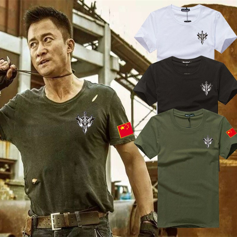 军人训练服短袖
