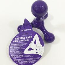 迪卡侬运动爆款APTONIA运动恢复健康护理器按摩球舒适点触紫色
