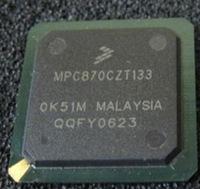 正品MPC870ZT66 需要其他尾缀的请咨询BOM专业配单