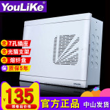You Leike weak box household empty box multimedia fiber optic cable box network information box concealed 400300 large