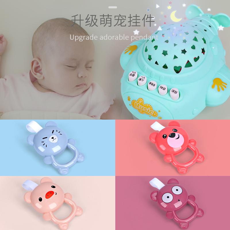 娃娃博士脚踏钢琴健身架器宝宝音乐游戏毯0-1岁婴儿玩具0-3-6个月