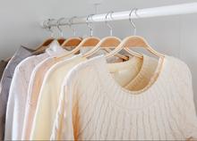 外套粗针毛衣 针织衫 49元 女开衫 2019秋季新款 撞色条纹长款 女装图片