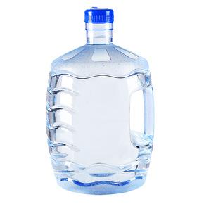 家用塑料水桶PC纯净水桶瓶 7.5升饮水机小型桶手提加厚装矿泉水桶