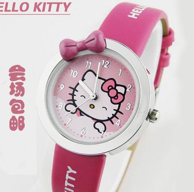 儿童女童手表电子表