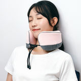 Napping neck pillow cervical spine plane travel u-shaped pillow office pillow hard pillow portable u-shaped car