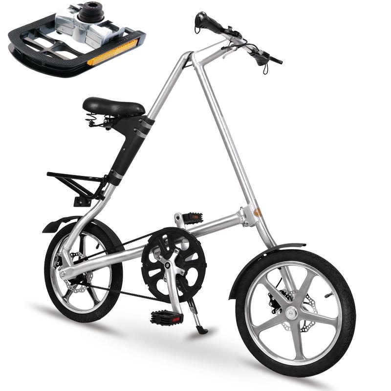厂家直销折叠自行车