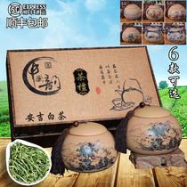 49.5g新茶珍稀春茶正宗绿茶茶叶2018宋茗安吉白茶明前精品特级